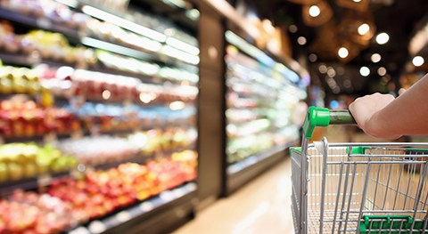 grocery stores deemed essential