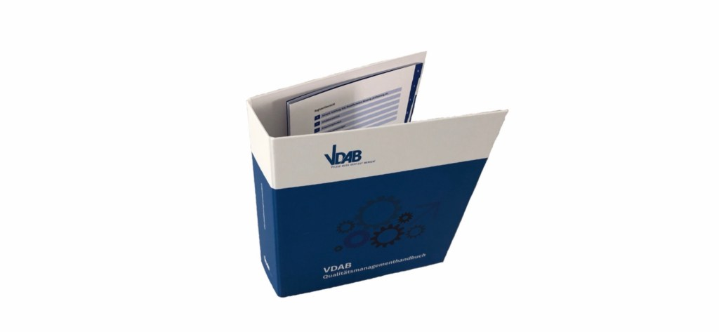 VDAB QM-Handbuch Stand