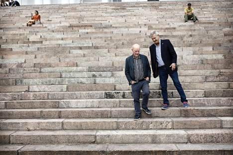 Council veterans Soininvaara and Bogomoloff are often very far apart in their political lines.  However, candidness is a trait that both say they value in the other.