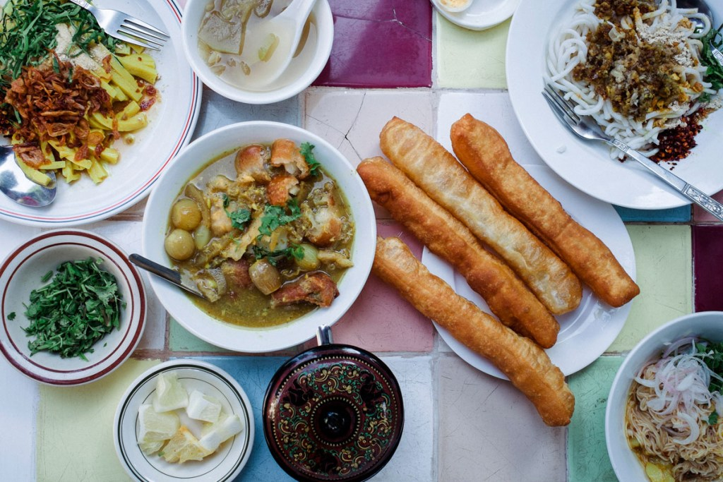 feel good myanmar restaurant