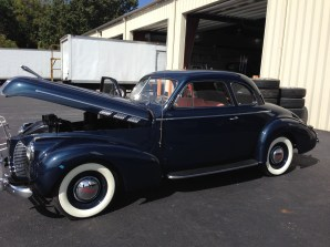 Car restoration service