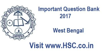 West Bengal hs class XII