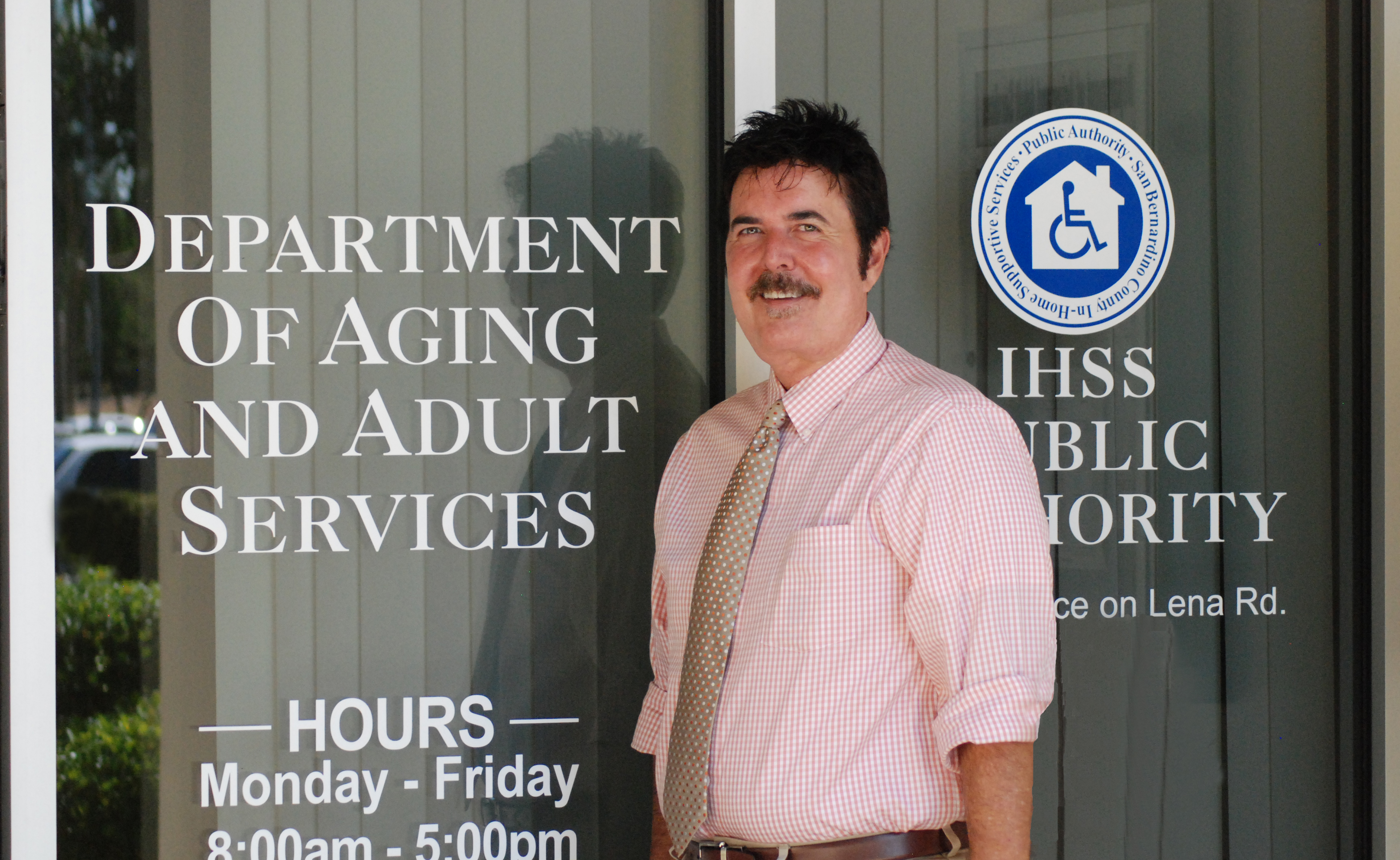 Ron Buttram, Aging and Adult Services Director, Passes Away
