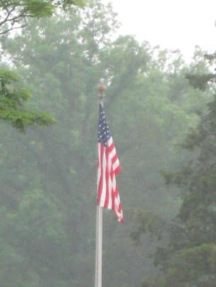 Photo by H.S. Cooper © Flag at Appomattox