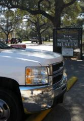 Photo by H.S. Cooper © Chevy at museum (TX)