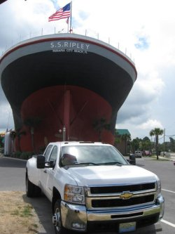 Photo by H.S. Cooper © Chevy and Ripley ship (FL)