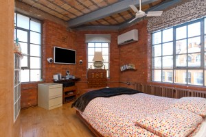 Authentic Penthouse Loft in Pattern House, Clerkenwell, EC1