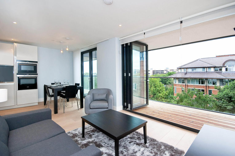 Brand new penthouse apartments in The Spitfire Building, Kings Cross, N1