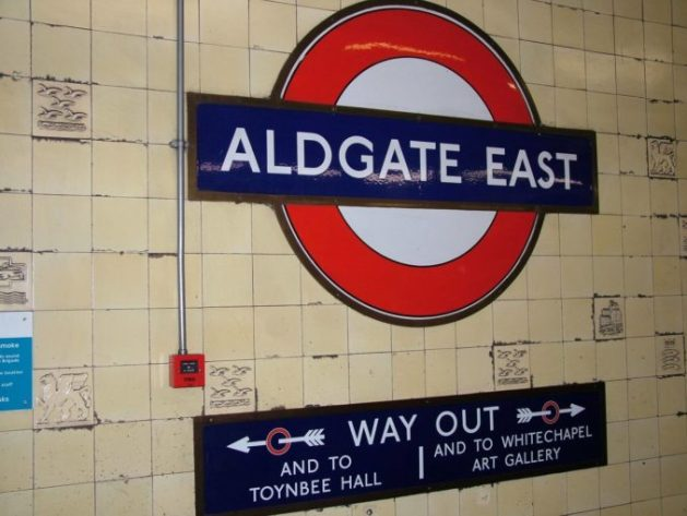 Aldgate Area Guide