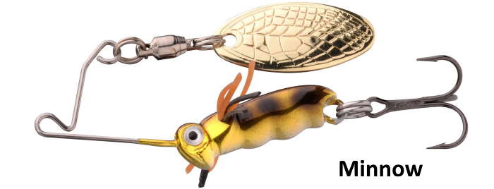 Larva-minnow