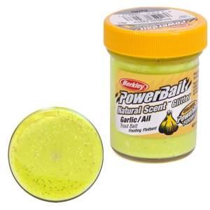 powerbait garlic sunshine-yellow