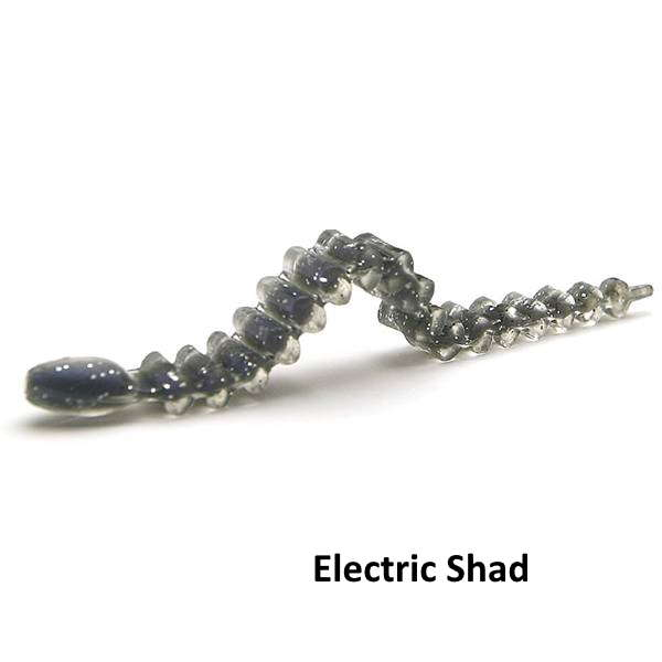 keitech custom leech electric Shad