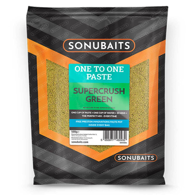 one-to-one paste supercrush-green