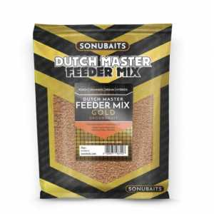 sonubaits dutch master feedermix-gold