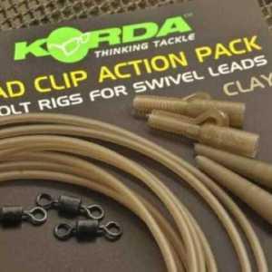 korda lead clip action 2