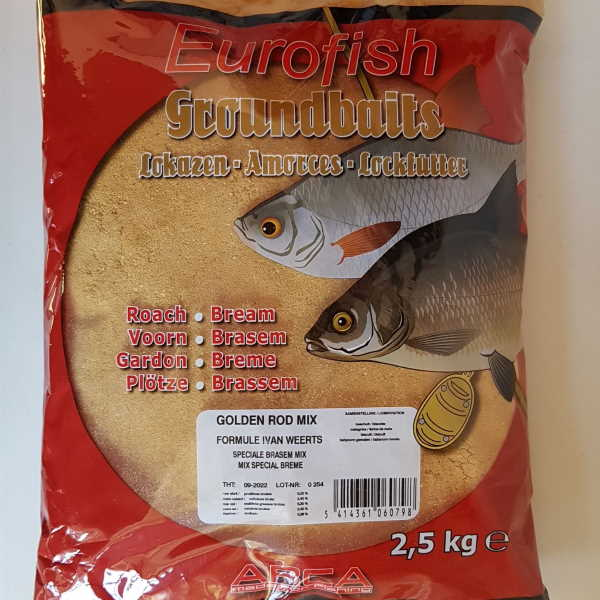 eurofish golden rodmix