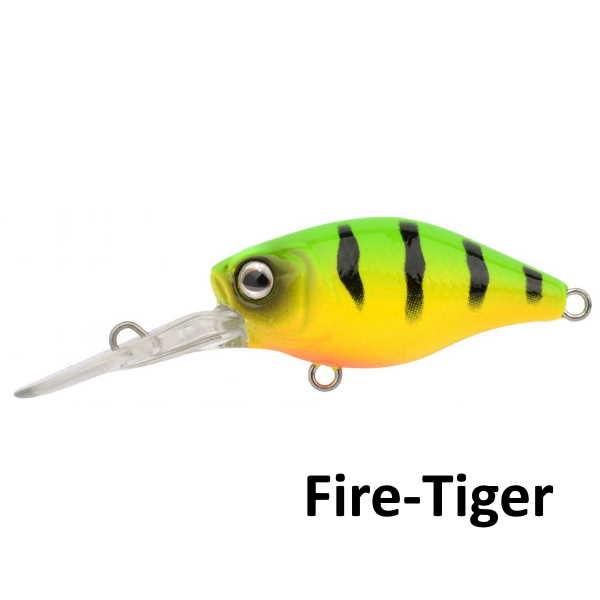 ikiru mini crank fire-tiger
