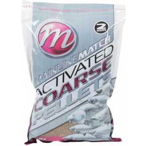 mainline activated coarse pellets
