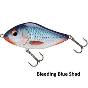 salmo sinking slider 5 Bleeding blue shad
