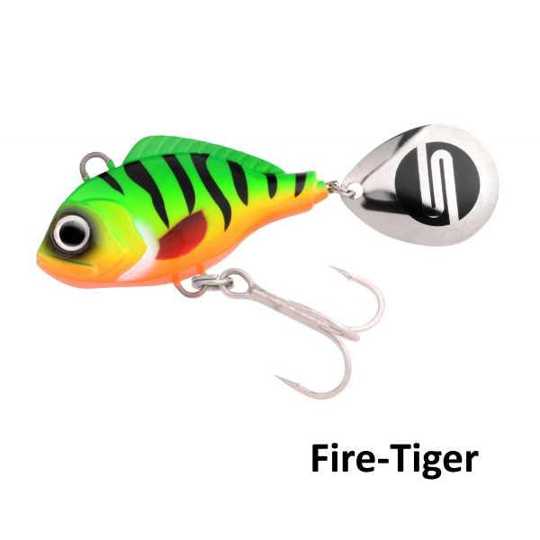 spro ASP spinner fire-tiger