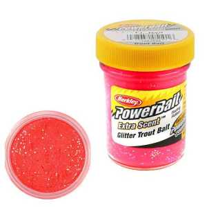 powerbait fluo red