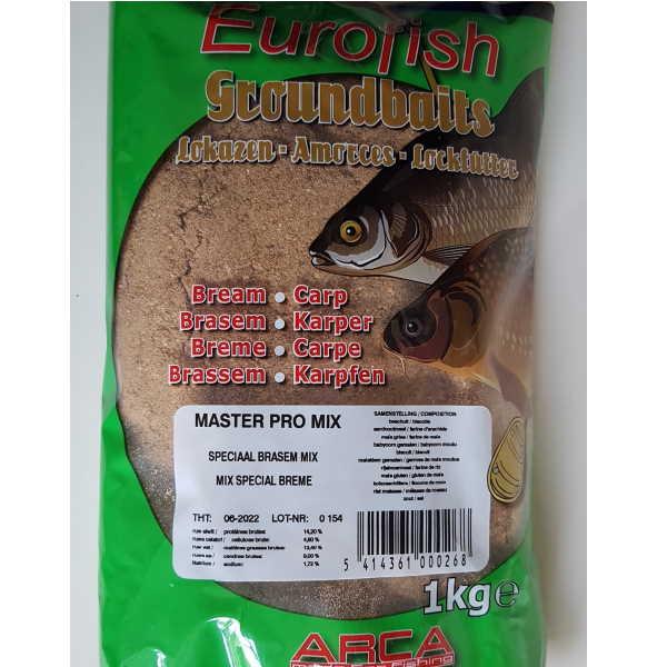 eurofish master pro mix