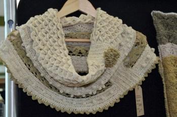 Crocodile Stitch Cowl