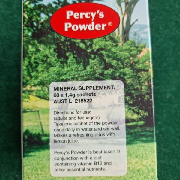 Percy's Powder