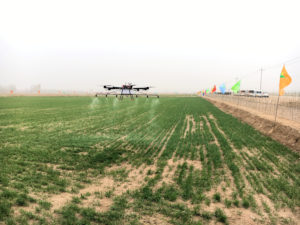 Drones and Ag Aviators