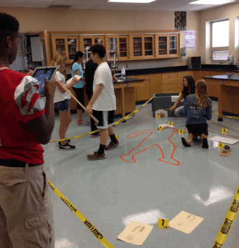 Forensics - Using Critical Thinking to Unravel a Mystery