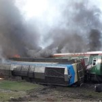 Train Derailment In Bangladesh Injures 10