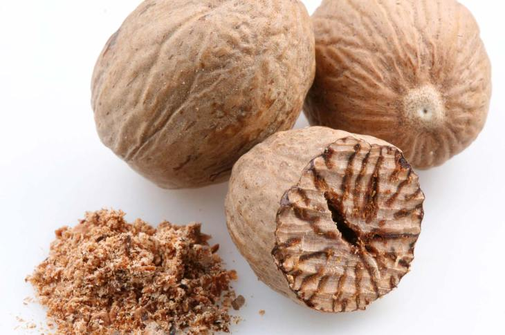 Health Benefits Of Nutmeg By Olufunke Faluyi