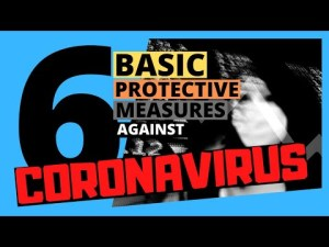Basic Protective Measures Against Coronavirus