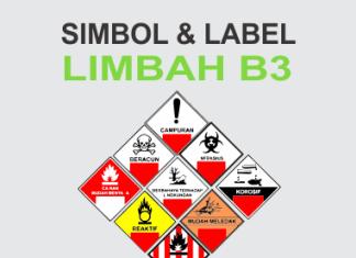 Simbol Limbah B3 dan Label LB3