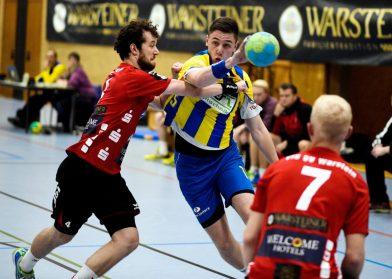 VfS Warstein - HSG Lüdenscheid 15:14 (5:6)Landesliga Handball