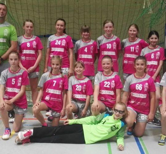 Weibliche C-Jugend schafft Kreisliga-Quali