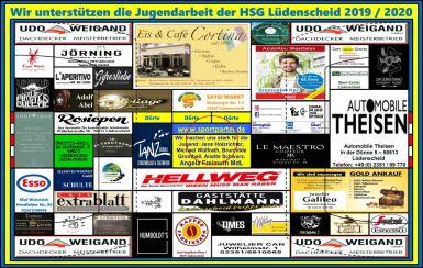 HSG-Spielfeld 1 2019-2020