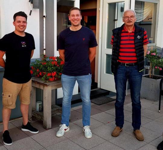 Beckmann-Nachfolge geklärt: Felix Kroll übernimmt bei der HSG