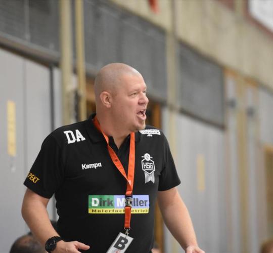 Bundesligaabenteuer für Trainer unserer 1. Herrenmannschaft