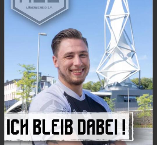 PHIL LAUSEN BLEIBT BEI DER HSG