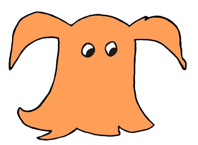 orange-ghost