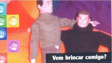 CARTÃO POSTAL - USE CAMISINHA NÃO IMPORTA COM QUEM - (FIGURA 4) - FRENTE - 2006