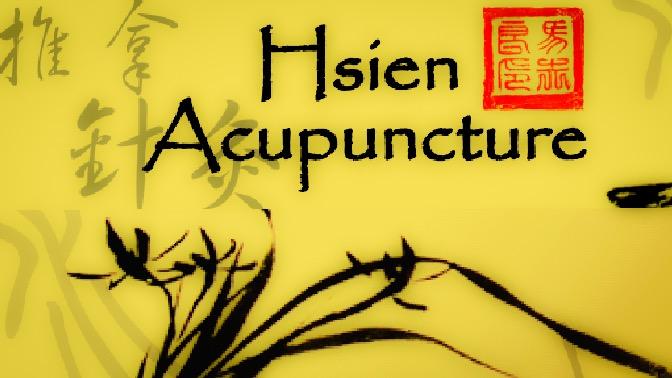 Hsien Acupuncture
