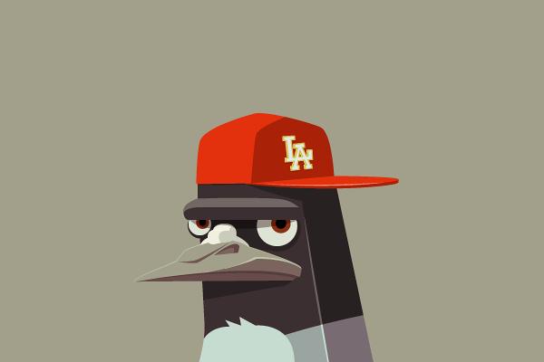 Flippin' The Bird