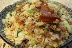 Flying Fish fried rice