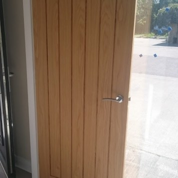 Oak Wooden Doors.