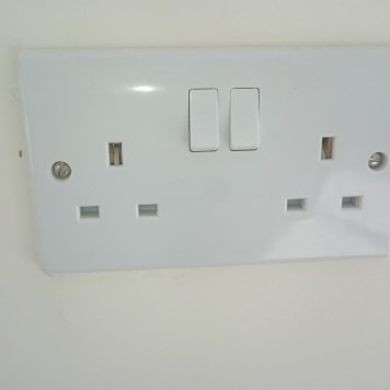 Standard uk plug sockets