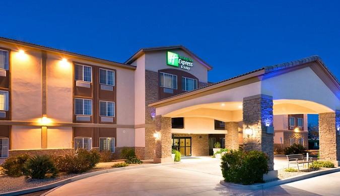 Holiday Inn Express Arizona..