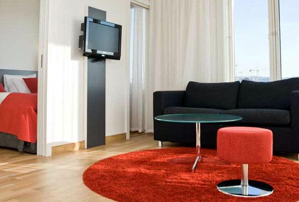 Thon Hotel Oslo Panorama-rom