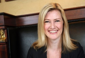 Hilde Charlotte Solheim, reiselivsdirektør i HSH og styreleder i HSMAI Chapter Norway. Foto: HSH